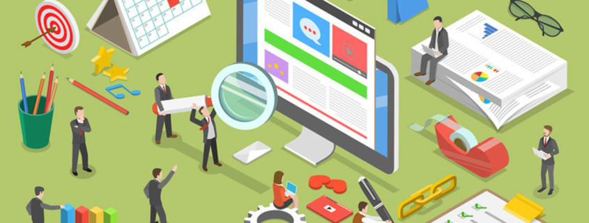 Linkbulding seo SEO Monitoring und Reporting