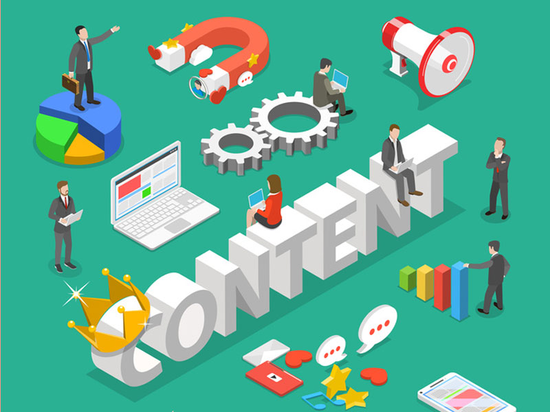 Content Erstellung